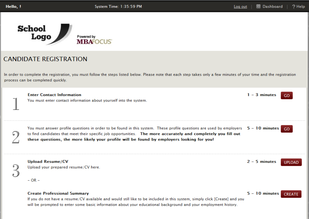 Mba Recruitment Blog A Blog For Mbas Business School
